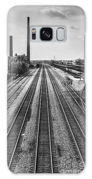 Rails Through Birmingham Galaxy Case