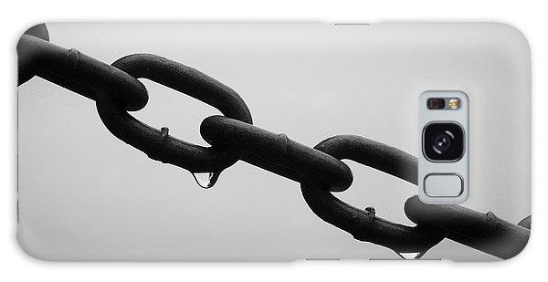 Rain And Chains Galaxy Case