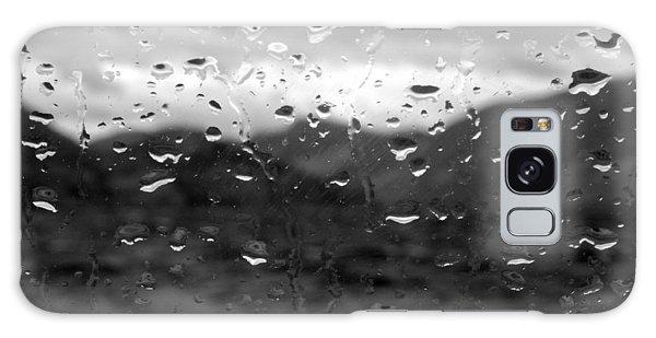 Rain And Wind Galaxy Case