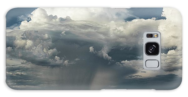 Galaxy Case featuring the photograph Rain, Beautiful Rain  by Saija Lehtonen