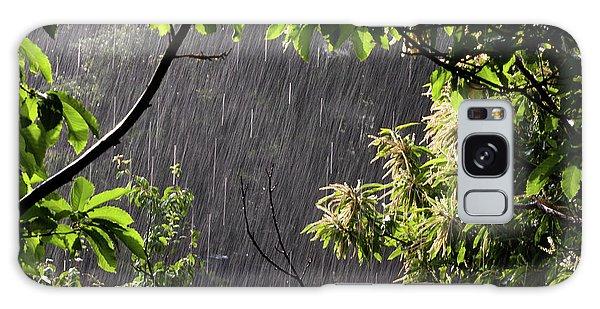 Rain Galaxy Case by Bruno Spagnolo