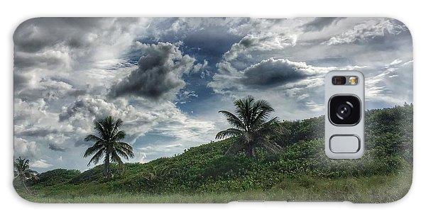 Rain Clouds Galaxy Case