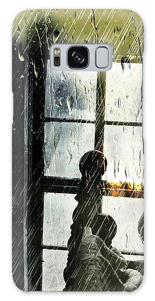 Rain In My Heart Galaxy Case