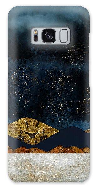 Landscapes Galaxy Case - Rain by Katherine Smit