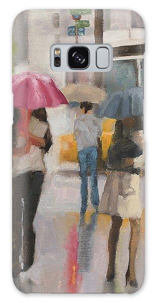 Rain Walk Galaxy Case