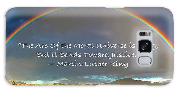 Martin Luther King - Justice Galaxy Case