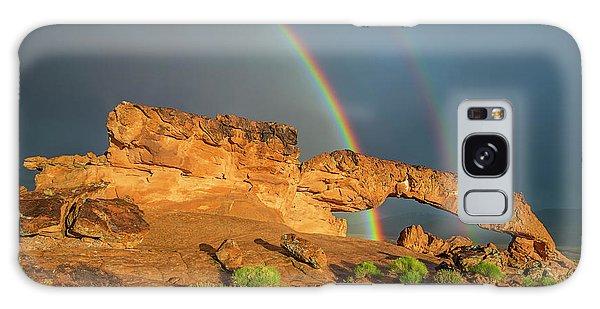 Rainbow Arch Galaxy Case
