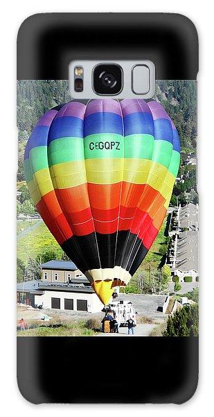 Rainbow Balloon 5 Galaxy Case