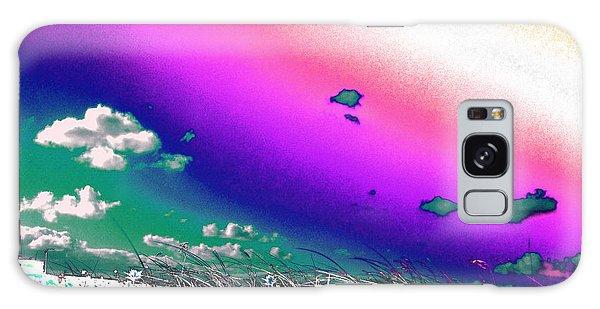 Rainbow Borealis Galaxy Case