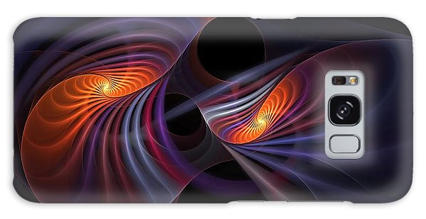 Rainbow Bridge Galaxy Case