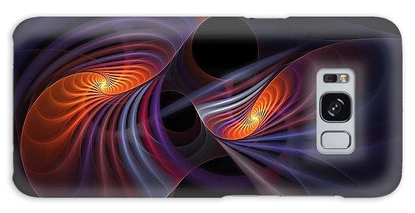 Rainbow Bridge Galaxy Case