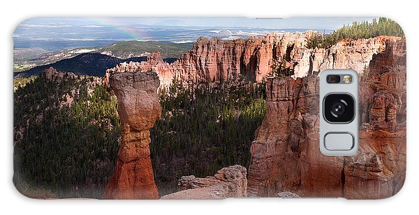 Rainbow Bryce Canyon Galaxy Case