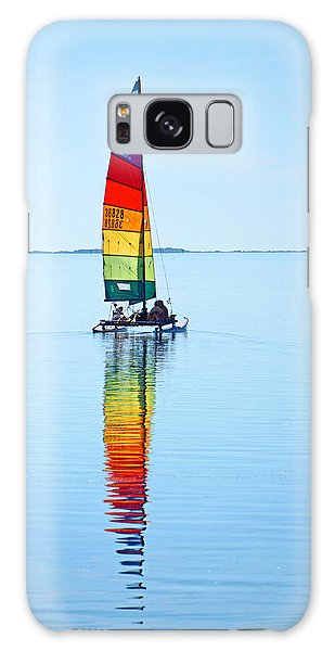 Rainbow Catamaran Galaxy Case