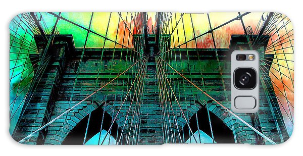 East Galaxy Case - Rainbow Ceiling  by Az Jackson