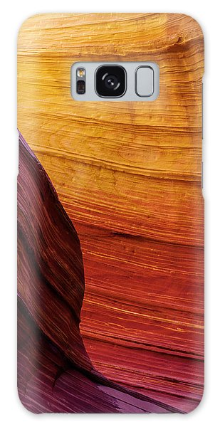 National Monument Galaxy Case - Rainbow by Chad Dutson