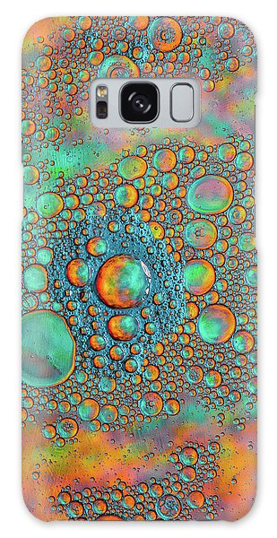 Rainbow Color Flow Galaxy Case by Bruce Pritchett