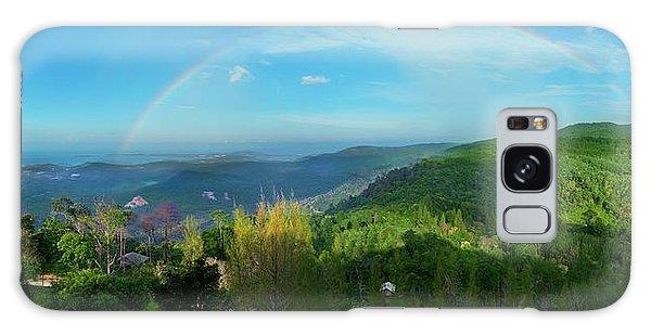 Rainbow Dream Galaxy Case