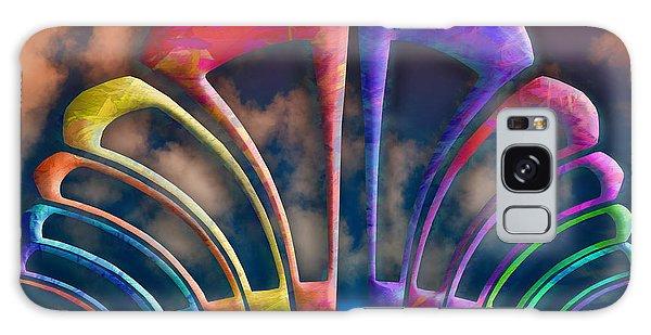 Rainbow Hill Galaxy Case