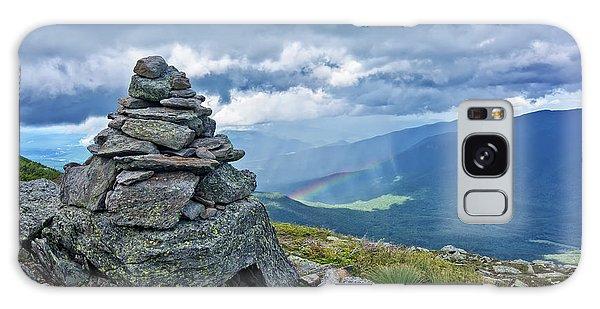 Rainbow In The Mist Nh Galaxy Case