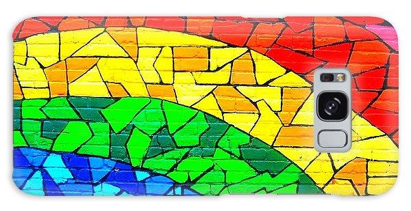 Rainbow ... Galaxy Case by Juergen Weiss