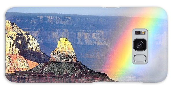 Rainbow Kisses The Grand Canyon Galaxy Case