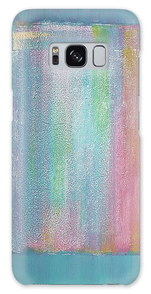 Rainbow Shower Of Light Galaxy Case