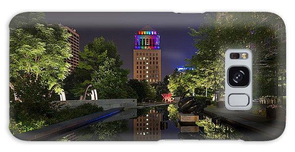 Rainbow Lights Galaxy Case