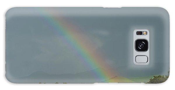 Rainbow On Valhalla Dr. Galaxy Case