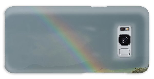 Rainbow On Valhalla Dr. Galaxy Case