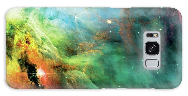 Rainbow Orion Nebula Galaxy Case