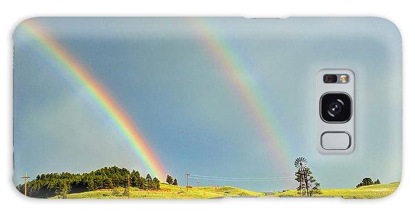 Rainbow Pass Galaxy Case