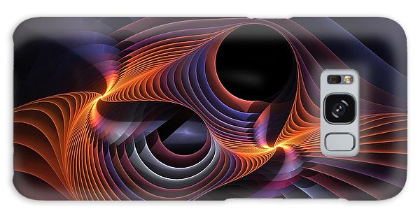 Rainbow Sonata Galaxy Case