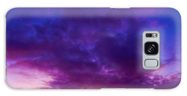 Rainbow Sunset Galaxy Case