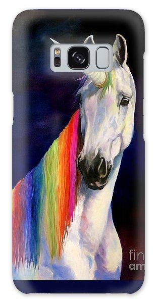 Rainbow Unicorn Galaxy Case