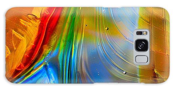 Rainbow Waterfalls Galaxy Case