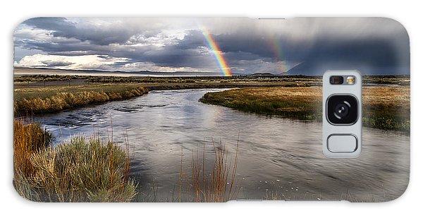Rainbows At The Upper Owens Galaxy Case
