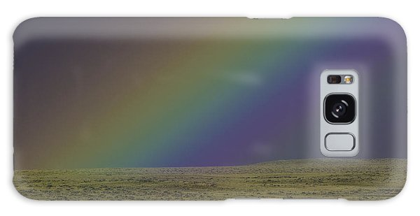 Rainbows End Galaxy Case by Elizabeth Eldridge