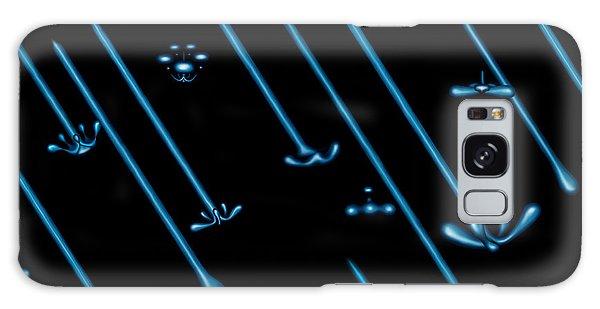 Raindance Iv - April Showers Galaxy Case