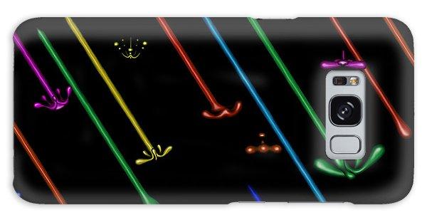Raindance Iv - Chakra Shower Galaxy Case