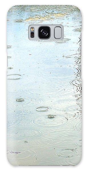 Raindrop Abstract Galaxy Case by Kae Cheatham