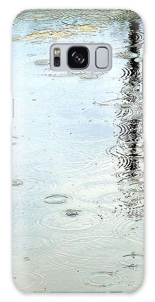 Raindrop Abstract Galaxy Case