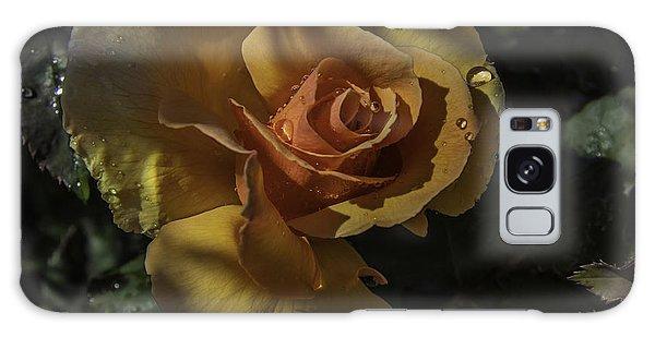 Raindrop Rose Galaxy Case