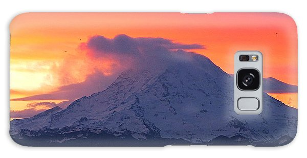 Rainier 6 Galaxy Case by Sean Griffin
