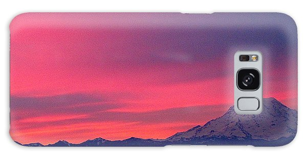 Rainier 9 Galaxy Case by Sean Griffin