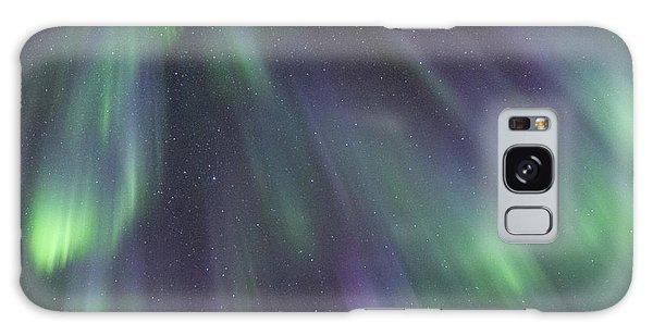 Raining Light Galaxy Case