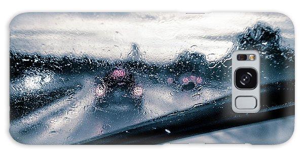 Rainy Day In July Galaxy Case