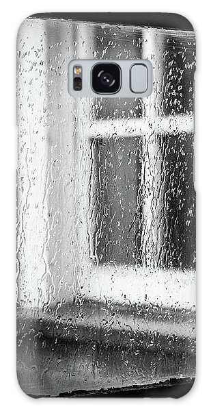 Rainy Day Window Galaxy Case
