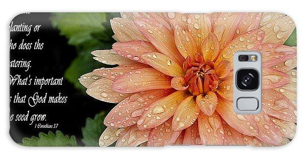 Rainy Days Galaxy Case by Deborah Klubertanz
