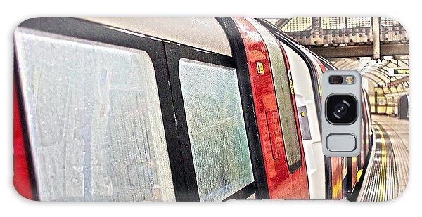 Rainy London Day Galaxy Case