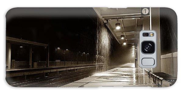 Rainy Night In Baltimore Galaxy Case